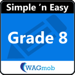 Complete Grade 8 by WAGmob