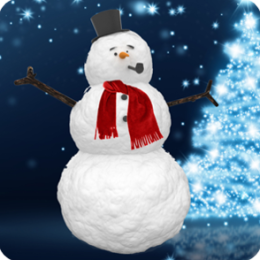 Snowman Maker - Dress Up Game