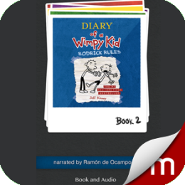 Diary of a Wimpy Kid: Rodrick Rules (Audio Book)