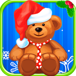 Christmas Bear: Dress Up