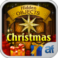 Product Image. Title: Hidden Objects Christmas & 3 puzzle games