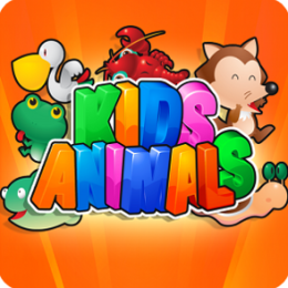 4-in-1 Kids Animals