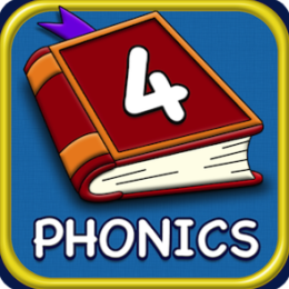 Phonics Write & Play - Fourth Grade