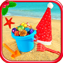 Christmas Beach Maker