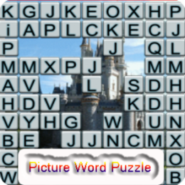 Picture-Word Puzzle