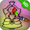 Princess Coloring HD