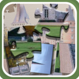 Castles Jigsaw and Slider