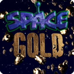 SPACE GOLD SLOT MACHINE