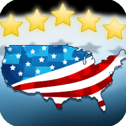 US States (Match'Em Up History & Geography) HD