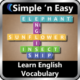 Learn English Vocabulary by WAGmob