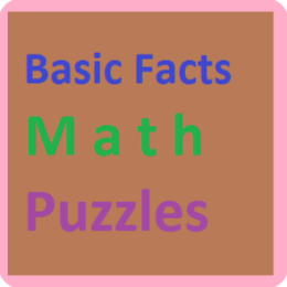 Basic Facts - Math Puzzles
