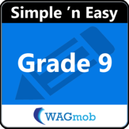 Complete Grade 9 by WAGmob