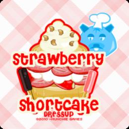 Strawberry Shortcake,Dessert Dressup and Designer
