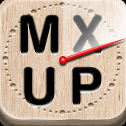 Mix Up - the fun word boggler game