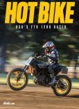 Book Cover Image. Title: Hot Bike, Author: Bonnier