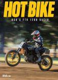 Book Cover Image. Title: Hot Bike, Author: Bonnier