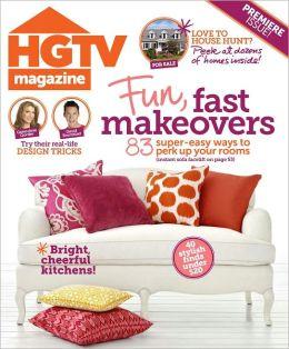 HGTV Magazine October-November 2011