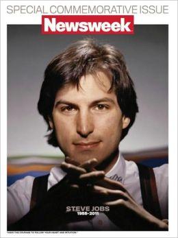 Newsweek Steve Jobs Commemorative Issue