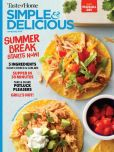 Book Cover Image. Title: Simple and Delicious, Author: Reader's Digest Association, Inc.