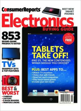 Consumer Reports - Electronics Buying Guide