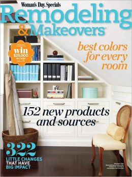 Woman's Day - Remodeling and Makeovers