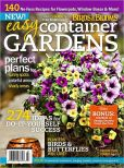 Book Cover Image. Title: Birds and Blooms Easy Container Gardens, Author: Reader's Digest Association, Inc.