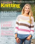 Book Cover Image. Title: Creative Knitting, Author: Annie's Publishing