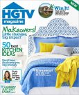 Book Cover Image. Title: HGTV Magazine February-March 2012, Author: Hearst