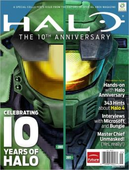 Official XBox Magazine Halo - The 10th Anniversary
