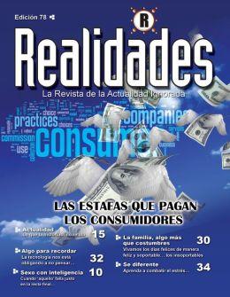 Realidades - La Revista de la Actualidad Ignorada