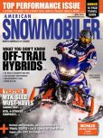 Book Cover Image. Title: American Snowmobiler, Author: Kalmbach Publishing Co.