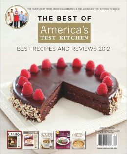 The Best of America's Test Kitchen 2012