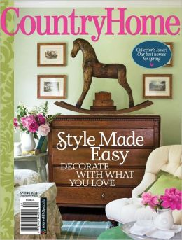 Best of Country Home Spring 2012