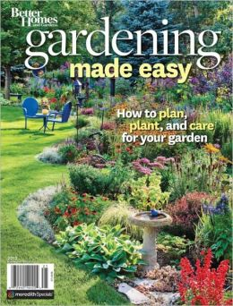 Gardening Made Easy 2012