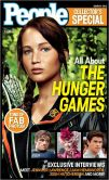 Book Cover Image. Title: People's The Hunger Games Collector's Special, Author: Time Inc.