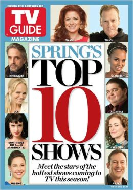 TV Guide's Spring's Top 10 Shows 2012