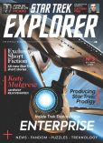 Book Cover Image. Title: Star Trek Magazine, Author: Titan Magazines