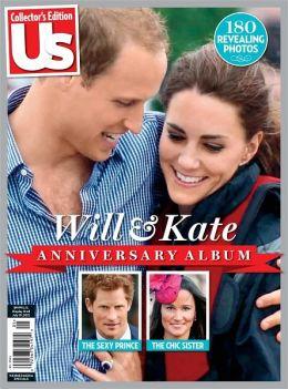 Us Weekly's Royal Anniversary Album
