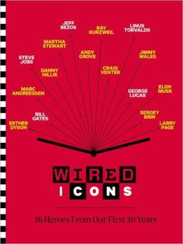WIRED Icons - 16 Heroes From Our First 20 Years