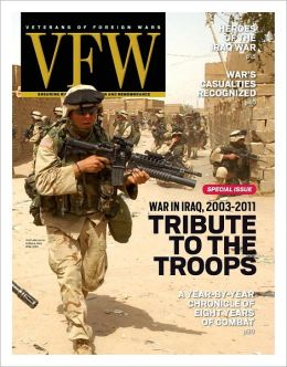 VFW Magazine's War in Iraq Special Issue 2012