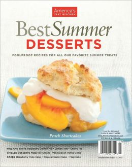 Best Summer Desserts from America's Test Kitchen 2012
