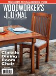 Book Cover Image. Title: Woodworker's Journal, Author: Rockler Press