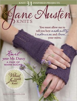 Spin-Off's Jane Austen Knits - Summer 2012
