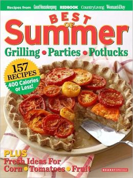 Best of Summer Recipes 2012