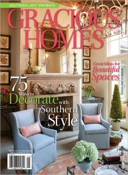Southern Lady's Gracious Homes 2012