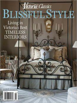 Victoria Classics' Blissful Style 2012