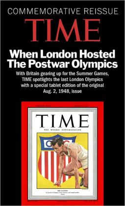 Time Magazine's Commemorative Reissue - Olympics