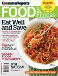 Book Cover Image. Title: Consumer Reports' Food and Fitness - March 2012, Author: Consumer Reports