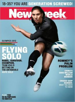 Newsweek Olympics 2012 Edition