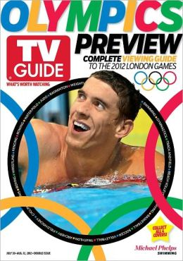 TV Guide Magazine - Olympics Preview
